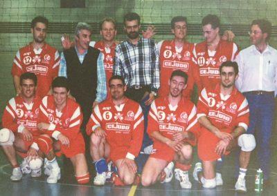 Meister in der Segunda Division 1994